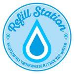 Refill Deutschland – Kostenloses Trinkwasser abfüllen in Geschäften, Trinkbrunnen, etc.