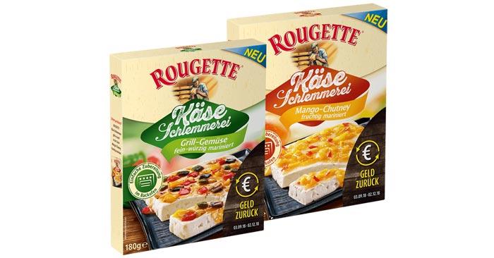Rougette Käse Schlemmerei
