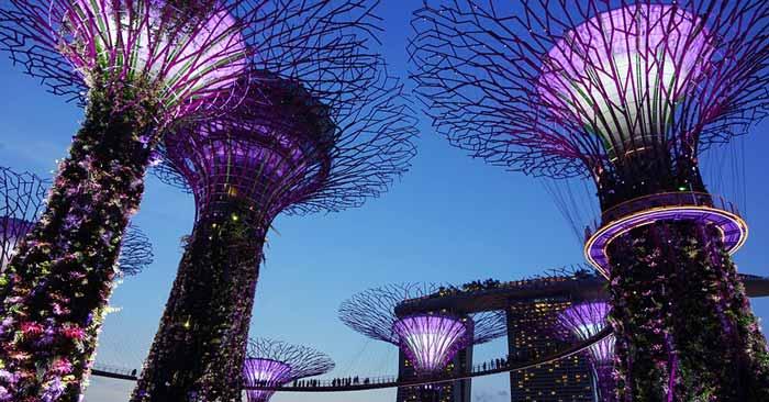 Kostenlose Singapur Stadtrundfahrt