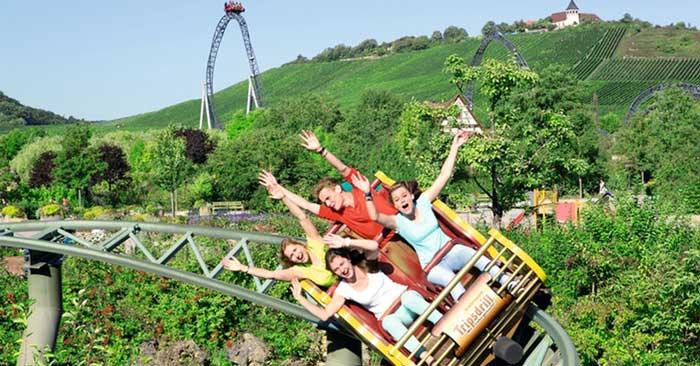 Gutschein Tagesticket Tripsdrill Freizeitpark