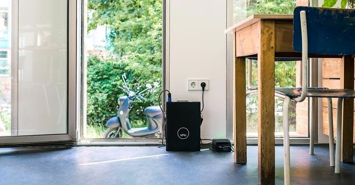 unu roller leasen elektro roller ab 29 pro monat. Black Bedroom Furniture Sets. Home Design Ideas