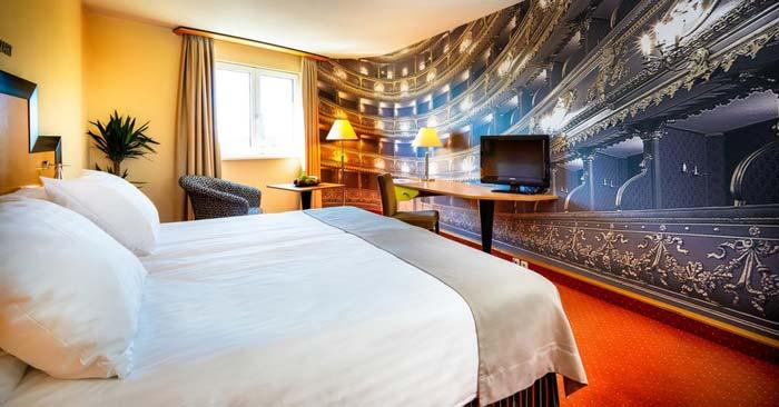 Hotel Don Giovanni Zimmer