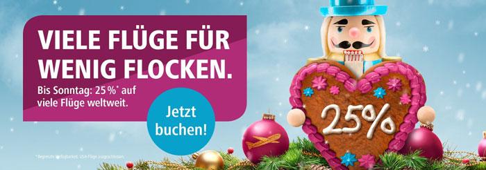 Eurowings Sale: Nikolaus Rabatt