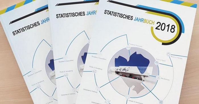 Statistisches Jahrbuch 2018