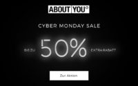 About You Cyber Monday