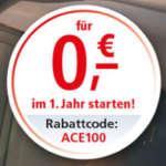 Gutschein für 1 Jahr ACE Mitgliedschaft kostenlos – Auto Club Europa (Mindestlaufzeit 2 Jahre)