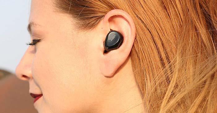 Aussehen Aukey In-Ear Kopfhörer