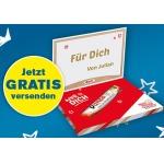 duplo Sweet Message Service: Duplo Riegel inkl. Gruß verschicken