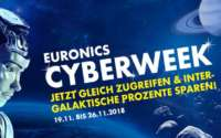 Euronics Cyber Week 2018