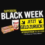 Ferrero Black Week: duplo & hanuta gratis testen
