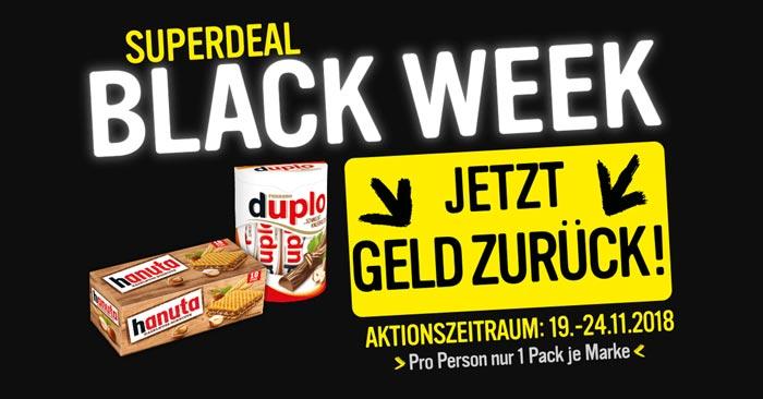 Ferrero Black Week