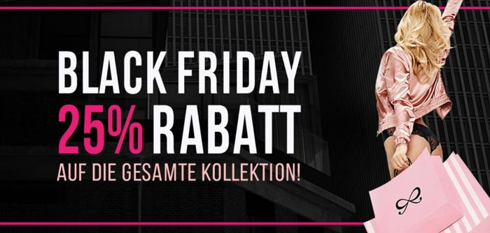 Hunkemöller Black Week