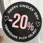 Hunkemöller Singles Day