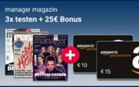 Manager Magazin Bonus-Deal