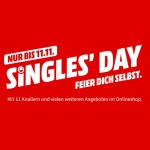 Media Markt Singles Day