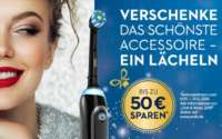 Oral-B Cashback Aktion