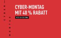 Reebok Cyber Monday