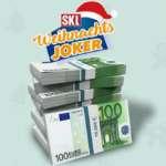 Kostenloses SKL Weihnachts-Joker Los + 5€ Amazon Gutschein