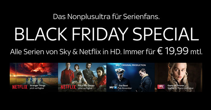 Sky Black Friday Special