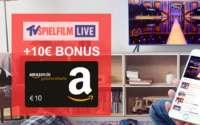 TV Spielfilm LIVE + Amazon Gutschein