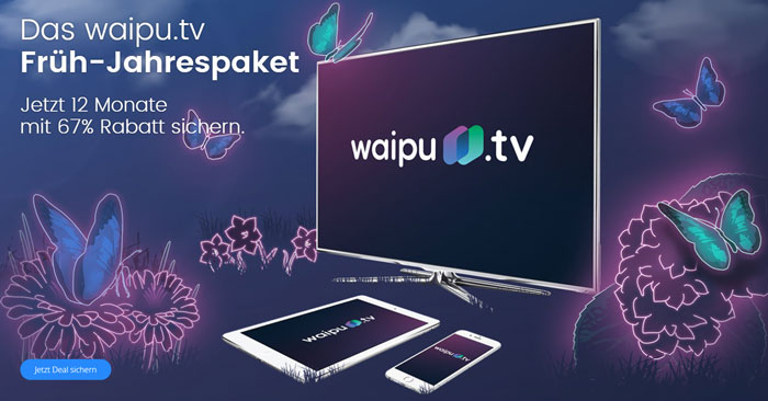 waipu.tv Perfect Abo
