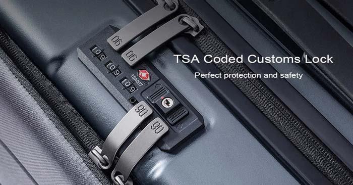 Xiaomi Trolley TSA Schloss