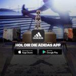 30€ adidas App Gutschein bei Zahlung per PayPal (nur 50€ Mindestbestellwert)