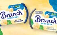 Brunch buttrig-frisch Margarine