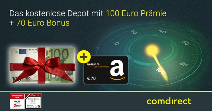 Comdirect Amazon