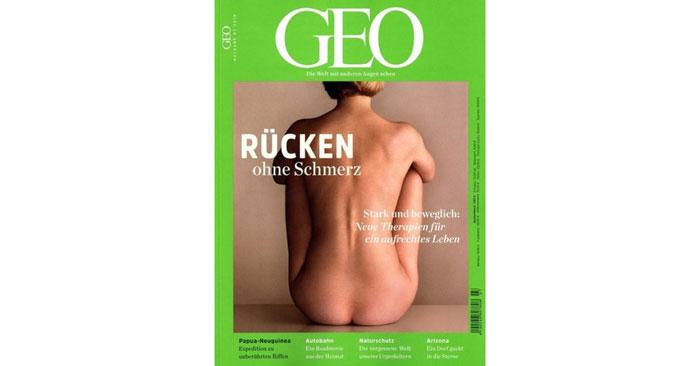 Halbjahresabo der Zeitschrift GEO