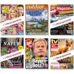 Gratis Zeitschriftenabos