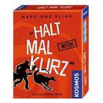 Kartenspiel Halt mal kurz für 5,80€ (Känguru Chroniken von Marc-Uwe Kling)