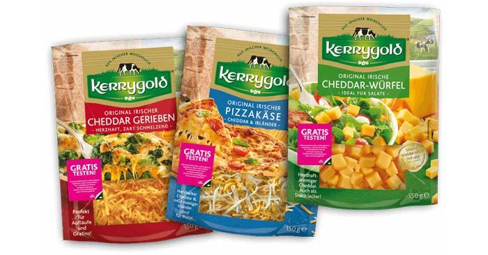 Kerrygold Käse gratis testen