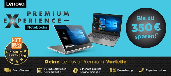 Lenovo Premium Experience Days