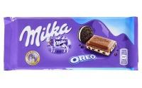 Milka Oreo Schokolade
