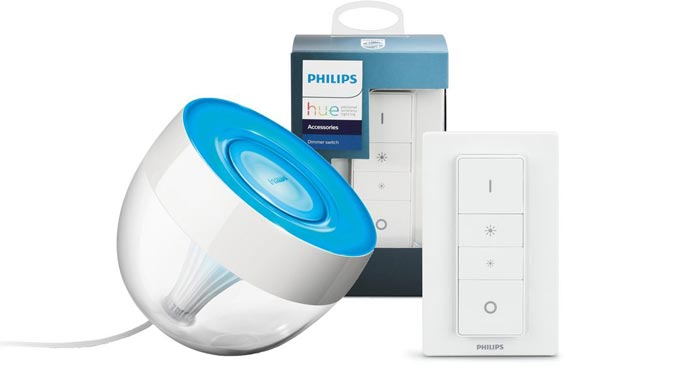 Philips Hue Iris LED Tischleuchte