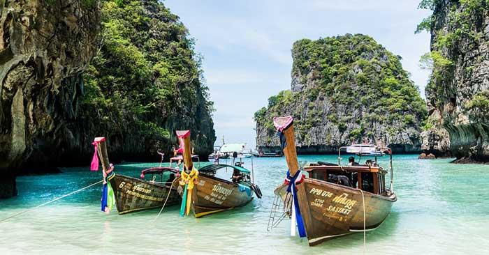 Günstige Flüge nach Thailand