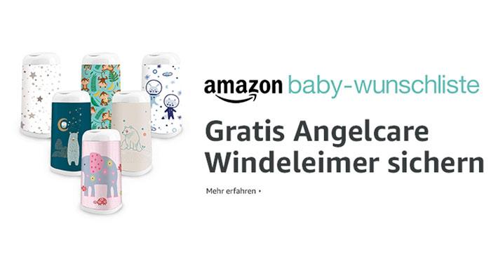 Gratis Angelcare Windeleimer Dress-Up