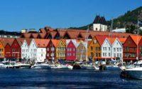 Günstige Flüge nach Bergen (Norwegen)