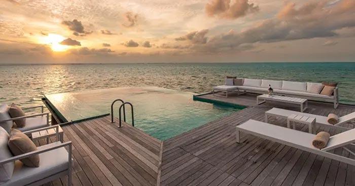 Conrad Hotel Malediven