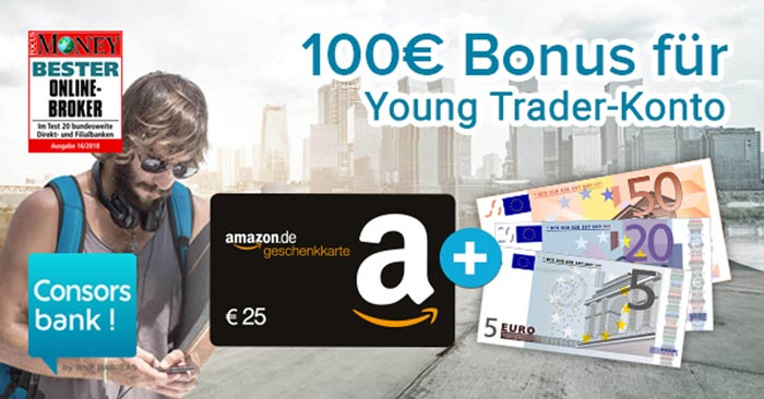 Consorsbank Young Trader Konto