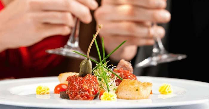 Gourmetrestaurant Kulinarik Hotel Alpin