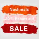 Hallhuber Sale + 20% Gutschein + gratis Versand