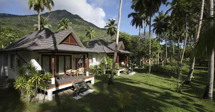Hilton Hotel Seychellen