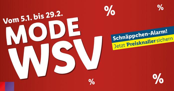 LIDL Winterschlussverkauf (WSV) 2020 + Versandkostenfrei