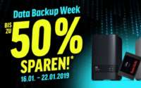 Notebooksbilliger Data Backup Week