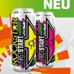 Rockstar Energy Drink Cashback Aktion