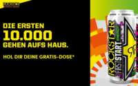 Rockstar Energy Drink Cashback Aktion