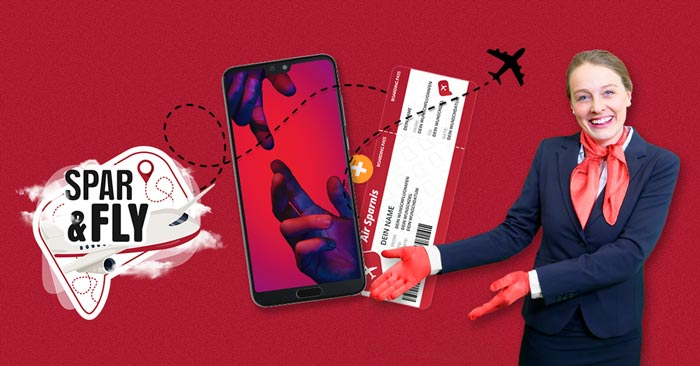 Sparhandy Spar & Fly Deal