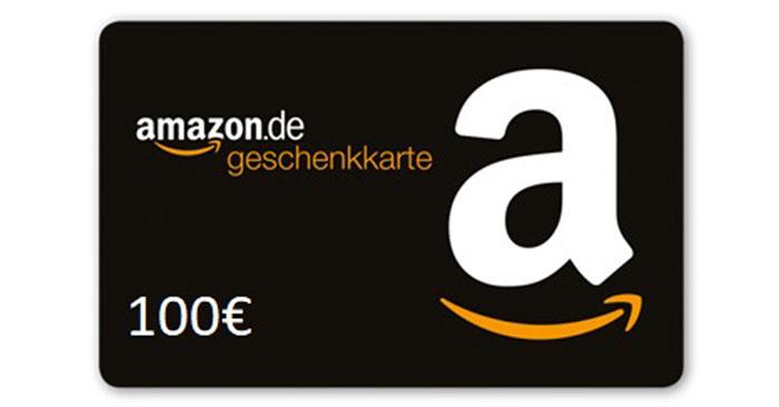 100€ Amazon Gutschein